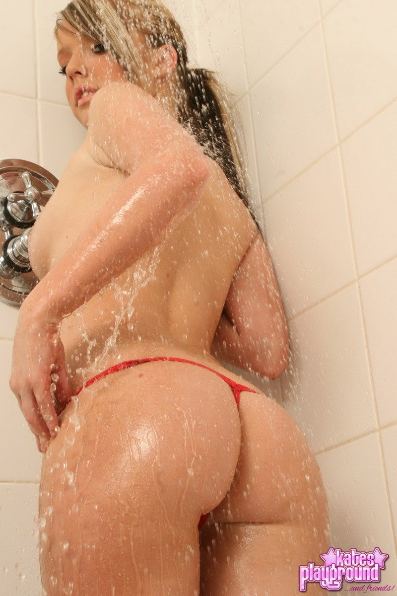 Error. Katesplayground naked shower video